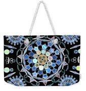 Diatoms Weekender Tote Bag by M I Walker