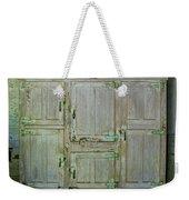 6 Doors Weekender Tote Bag