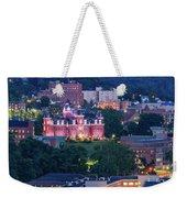 Downtown Morgantown And West Virginia University Weekender Tote Bag