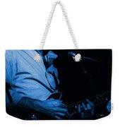 #6 Enhanced In Blue Weekender Tote Bag