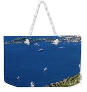Eze, Alpes-maritimes Department, France Weekender Tote Bag