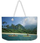 Fiji, Kadavu Island Weekender Tote Bag