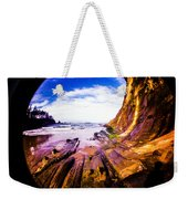 Fisheye Camera Weekender Tote Bag