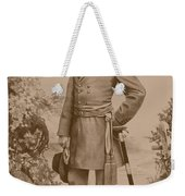 General Robert E. Lee Weekender Tote Bag by War Is Hell Store