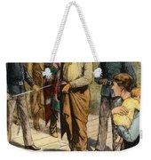 Geronimo (1829-1909) Weekender Tote Bag by Granger