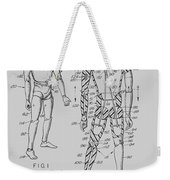 G.i. Joe Patent 1964  Weekender Tote Bag