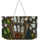 Graphic Art From Photo Library Of Photographic Collection Of Christian Churches Temples Of Place Of  Weekender Tote Bag