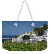 Greece Weekender Tote Bag