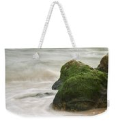 Highcliffe Beach In Dorset Weekender Tote Bag