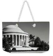 Jefferson Memorial In Washington Dc Weekender Tote Bag