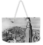 King Kong, 1933 Weekender Tote Bag by Granger