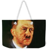 Leaders Of Wwii, Adolf Hitler Weekender Tote Bag