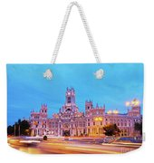 Madrid, Spain Weekender Tote Bag