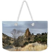 6 Mile Canyon Drive-2241-r2 Weekender Tote Bag