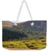 Mount Bierstadt In The Arapahoe National Forest Weekender Tote Bag