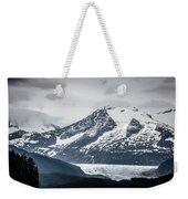Mountain Range Scenes In June Around Juneau Alaska Weekender Tote Bag