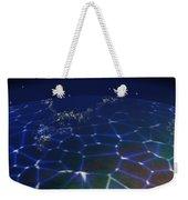 Network Planet Weekender Tote Bag