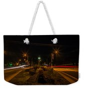 6 O'clock Traffic Weekender Tote Bag