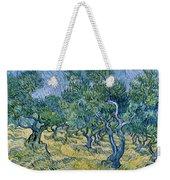 Olive Grove Weekender Tote Bag