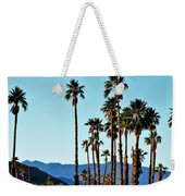 Palm Springs Weekender Tote Bag