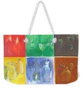 6 Panes Of Existence Weekender Tote Bag