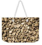 Pebbles 4 Weekender Tote Bag