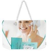 Prima Lift Skin Weekender Tote Bag