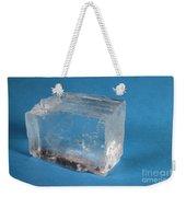 Rock Salt Weekender Tote Bag
