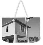Route 66 - Lucille's Gas Station Weekender Tote Bag
