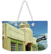 Route 66 - Conoco Tower Station Weekender Tote Bag