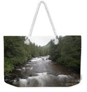 Sainte-anne River, Quebec Weekender Tote Bag
