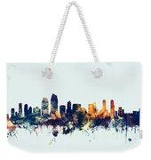 San Diego California Skyline Weekender Tote Bag