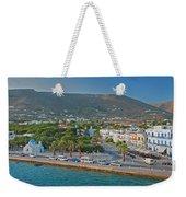 Sifnos, Greece Weekender Tote Bag