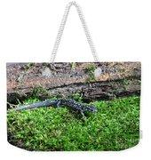 Slimy Salamander Weekender Tote Bag