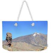 Tenerife - Mount Teide Weekender Tote Bag