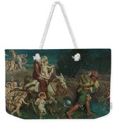The Triumph Of The Innocents Weekender Tote Bag