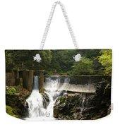 The Vintgar Gorge Weekender Tote Bag
