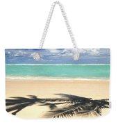 Tropical Beach Weekender Tote Bag by Elena Elisseeva