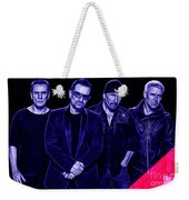 U2 Collection Weekender Tote Bag