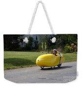 Velomobile Weekender Tote Bag
