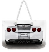 60th Anniversary Corvette Weekender Tote Bag