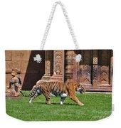61- Sumatran Tiger Weekender Tote Bag