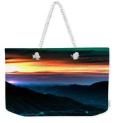 Landscape N More Weekender Tote Bag