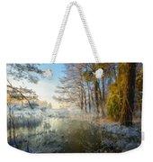 Lake Landscape Weekender Tote Bag