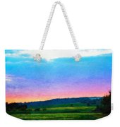 Nature Landscape Artwork Weekender Tote Bag
