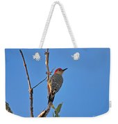 62- Red-bellied Woodpecker  Weekender Tote Bag