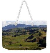 New Zealand Weekender Tote Bag