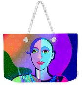 646 - Ice And Passion A Weekender Tote Bag