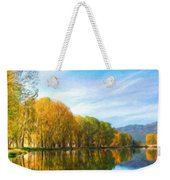 Landscape Art Nature Weekender Tote Bag