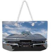 66 Vette Stingray Weekender Tote Bag